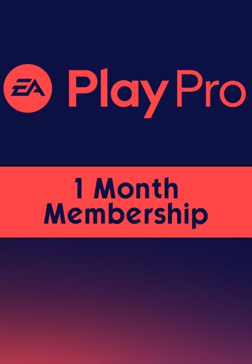 EA Play Pro 1 month