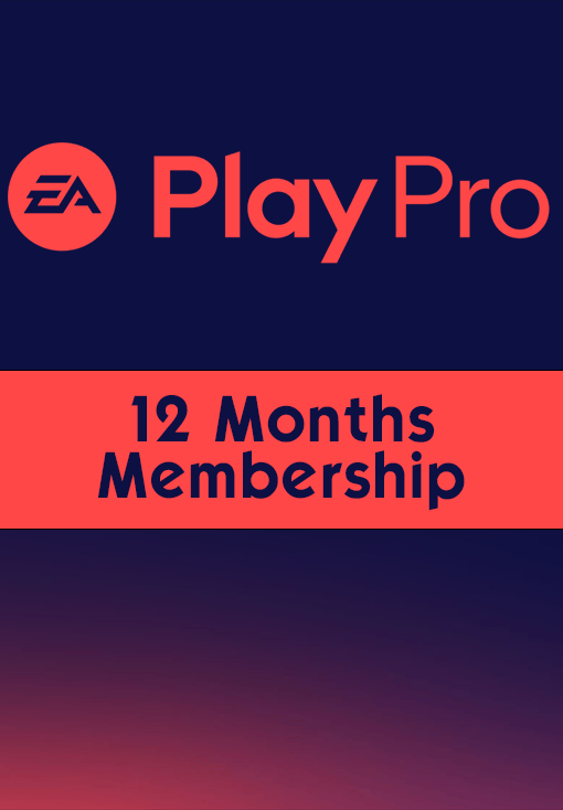 EA Play Pro 12 months