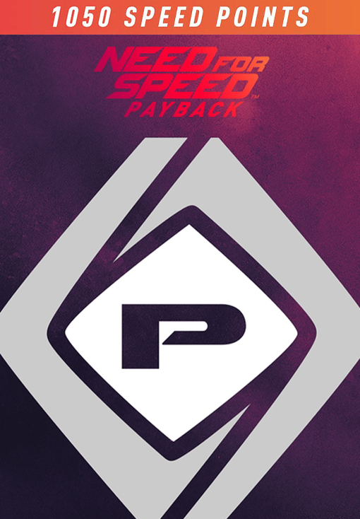Need for Speed™ Payback - 1050 Speed Points