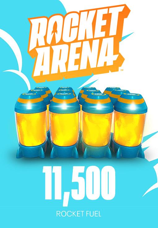 ROCKET ARENA - 11500 ROCKET FUEL