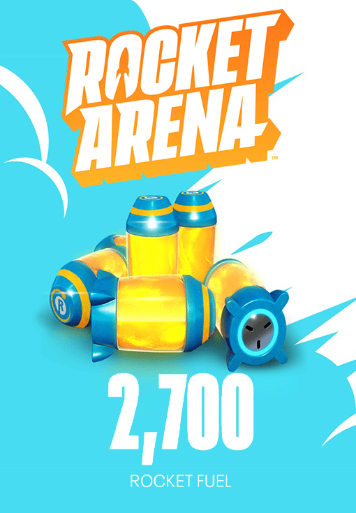 ROCKET ARENA - 2700 ROCKET FUEL