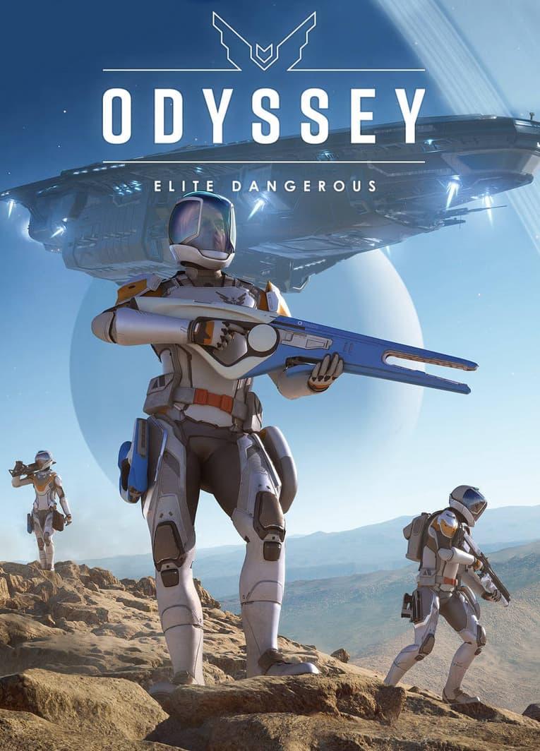 Obrazek Elite Dangerous: Odyssey
