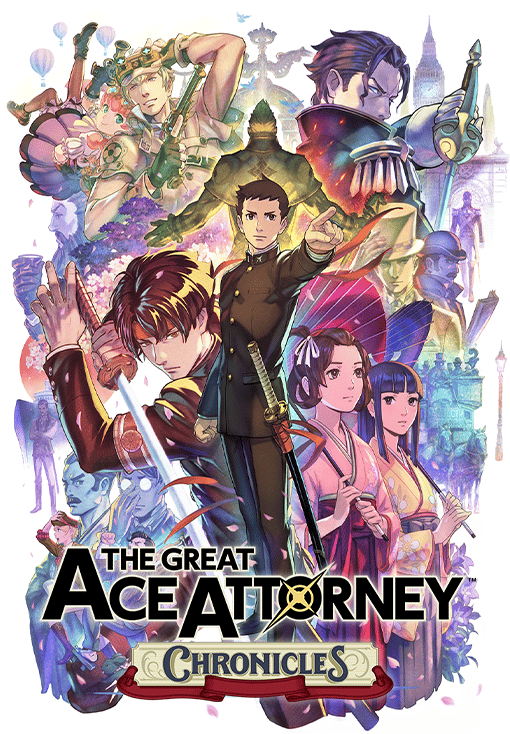 The Great Ace Attorney Chronicles (Pre-order)