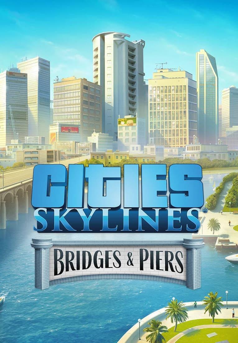 Bild von Cities: Skylines - Content Creator Pack: Bridges & Pier