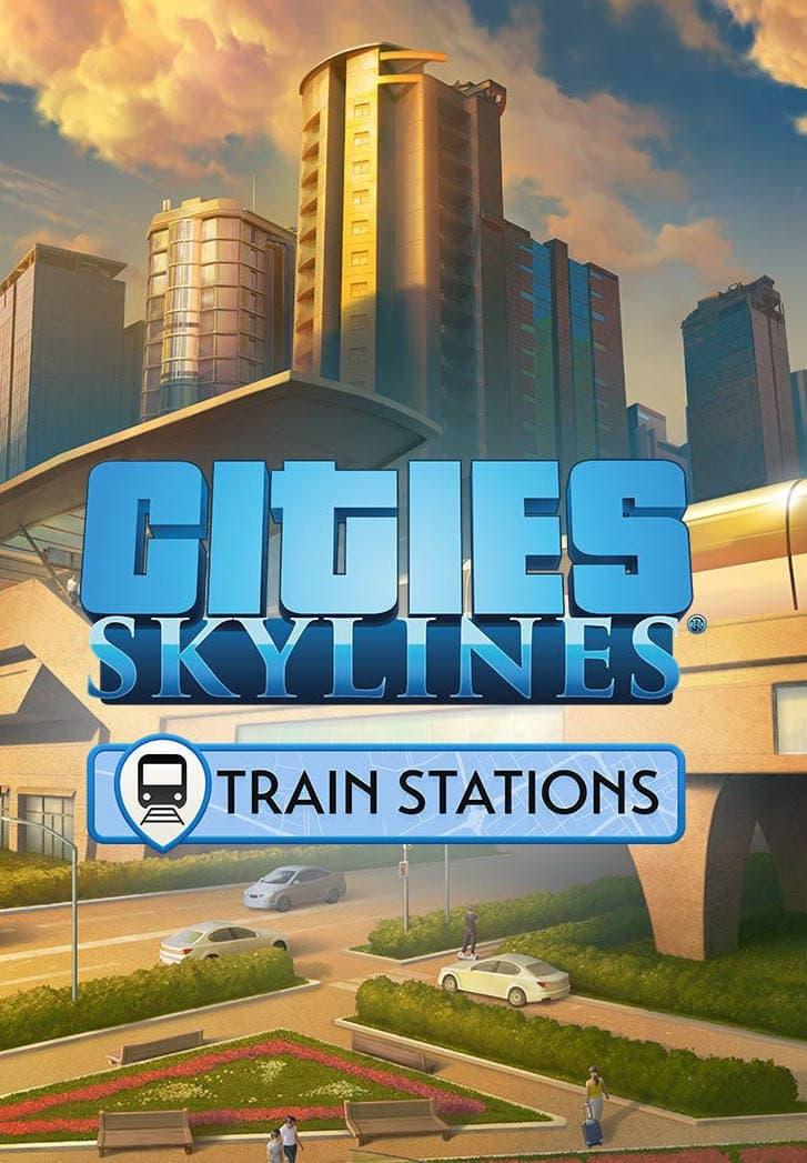 Bild von Cities: Skylines - Content Creator Pack: Train Stations