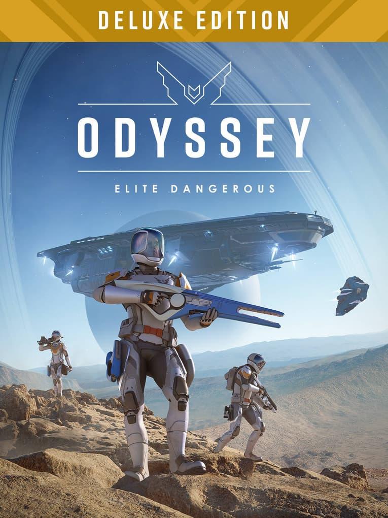 Obrazek Elite Dangerous: Odyssey Deluxe Edition