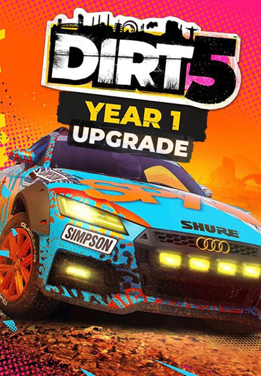 Bild von DIRT 5 Year 1 Upgrade