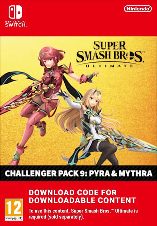 Super Smash Bros. Ultimate: Pyra & Mythra Challenger Pack EU Nintendo Switch