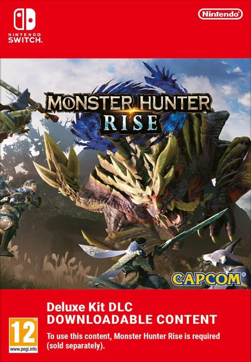 Monster Hunter Rise: Deluxe Kit EU Nintendo Switch