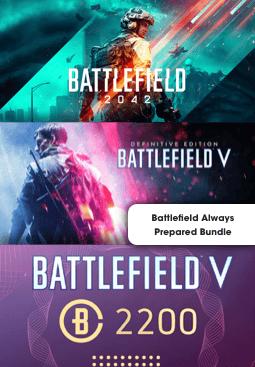 Image de Battlefield 2042 Always Prepared Bundle