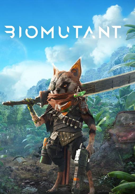 BIOMUTANT is $39.59 (34% off)