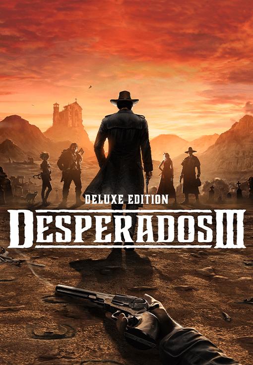 Desperados III Digital Deluxe Edition is $24 (59% off)