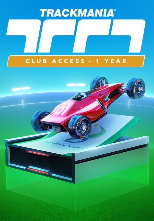 Trackmania: Club Access - 1 Year