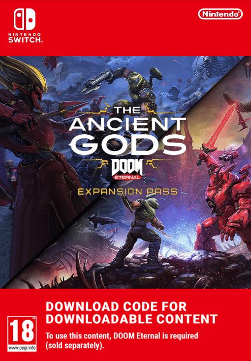 DOOM Eternal: The Ancient Gods - Expansion Pass EU Nintendo Switch