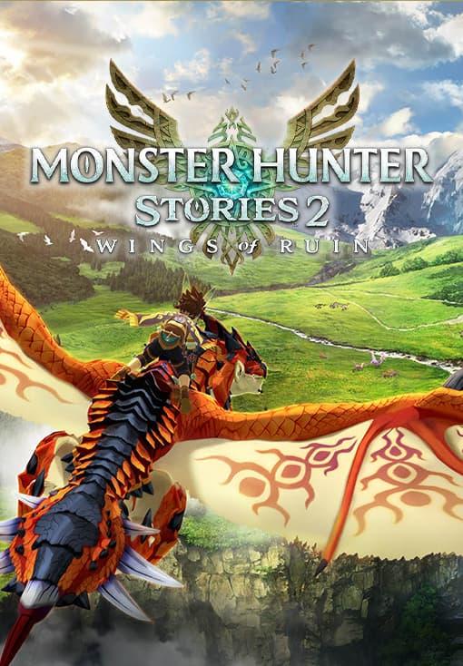Obrazek Monster Hunter Stories 2: Wings of Ruin Standard Edition