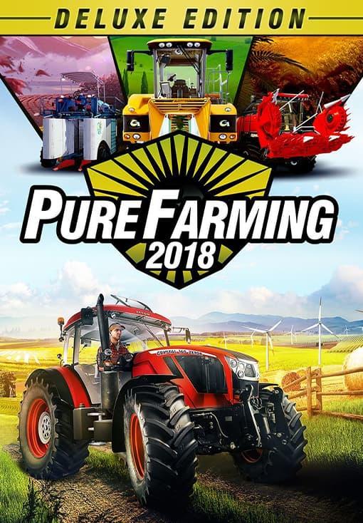 Pure Farming 2018 Deluxe