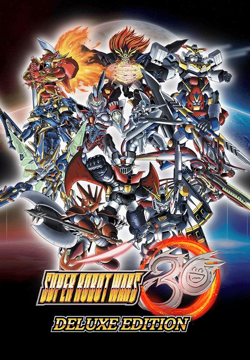 Super Robot Wars 30: Deluxe Edition - Pre Order