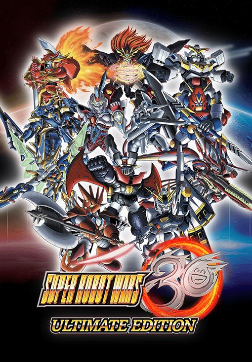 Super Robot Wars 30: Ultimate Edition - Pre Order