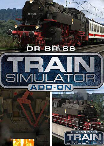 Image de Train Simulator: DR BR 86 Loco Add-On |ROW|
