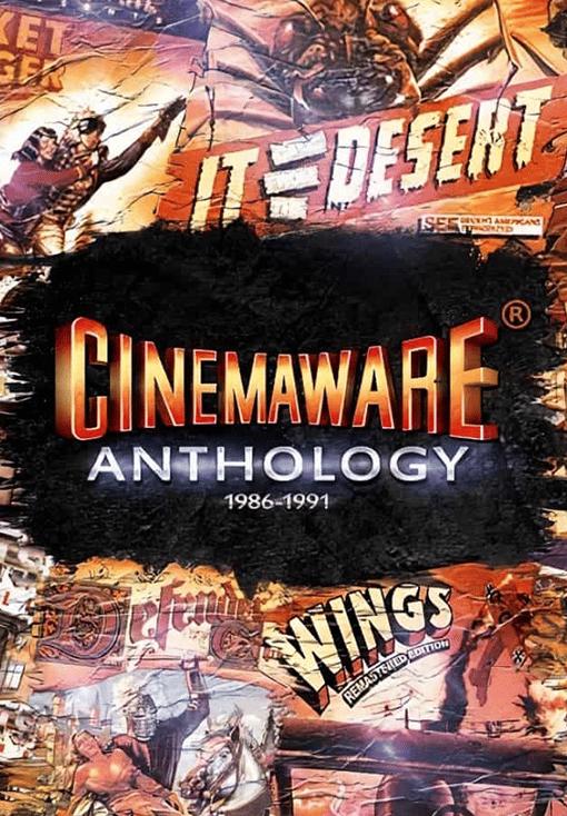 Cinemaware Anthology: 1986-1991 |ROW| resmi