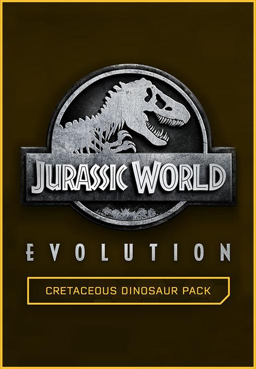 Picture of Jurassic World Evolution: Cretaceous Dinosaur Pack