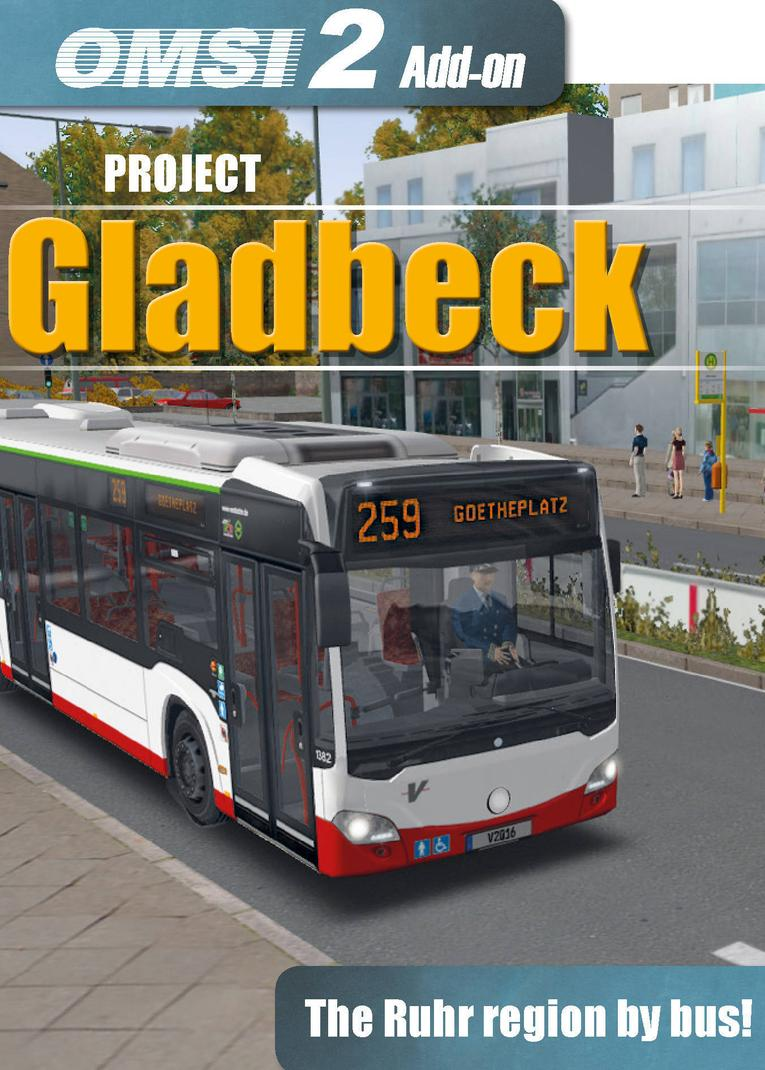Picture of OMSI 2 Add-On Projekt Gladbeck |ROW|