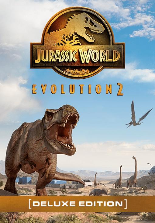 Jurassic World Evolution 2 - Deluxe Edition - Pre-Order
