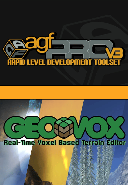 Axis Game Factory's AGFPRO 3.0 + GeoVox