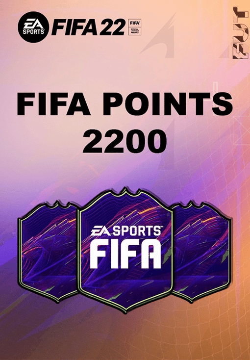 FIFA 22 ULTIMATE TEAM FIFA POINTS 2200