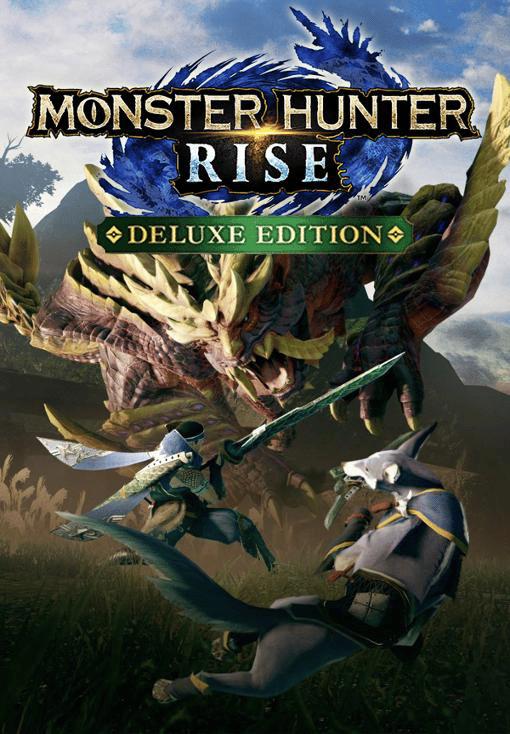 MONSTER HUNTER RISE Deluxe Edition - Pre Order