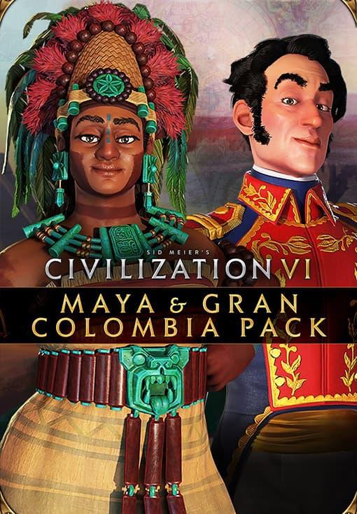 Civilization VI - Maya & Gran Colombia Pack [Mac]