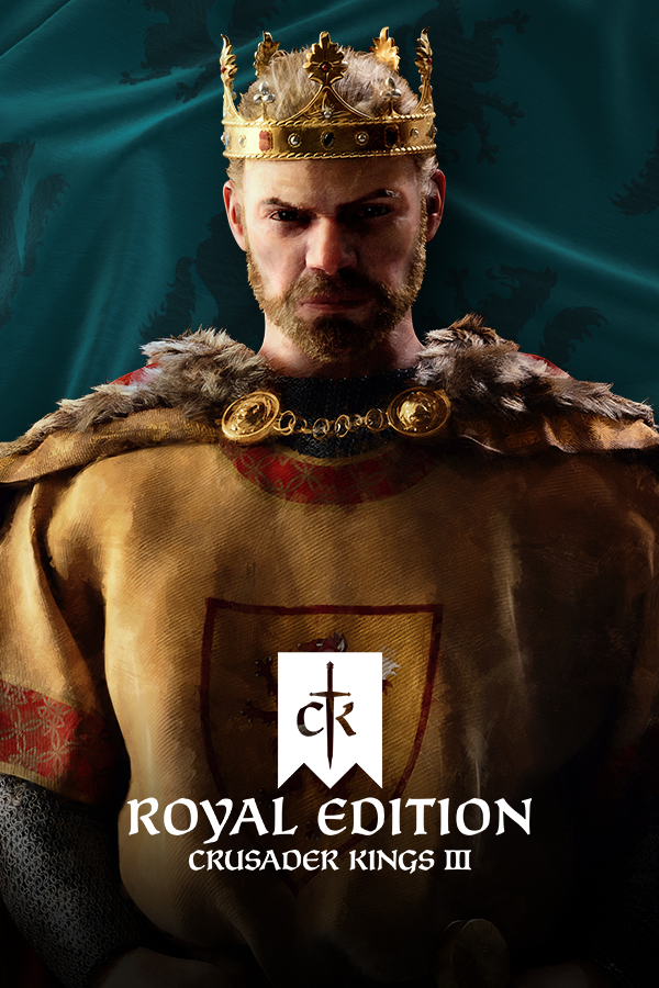 Bilde av Crusader Kings III Royal Edition