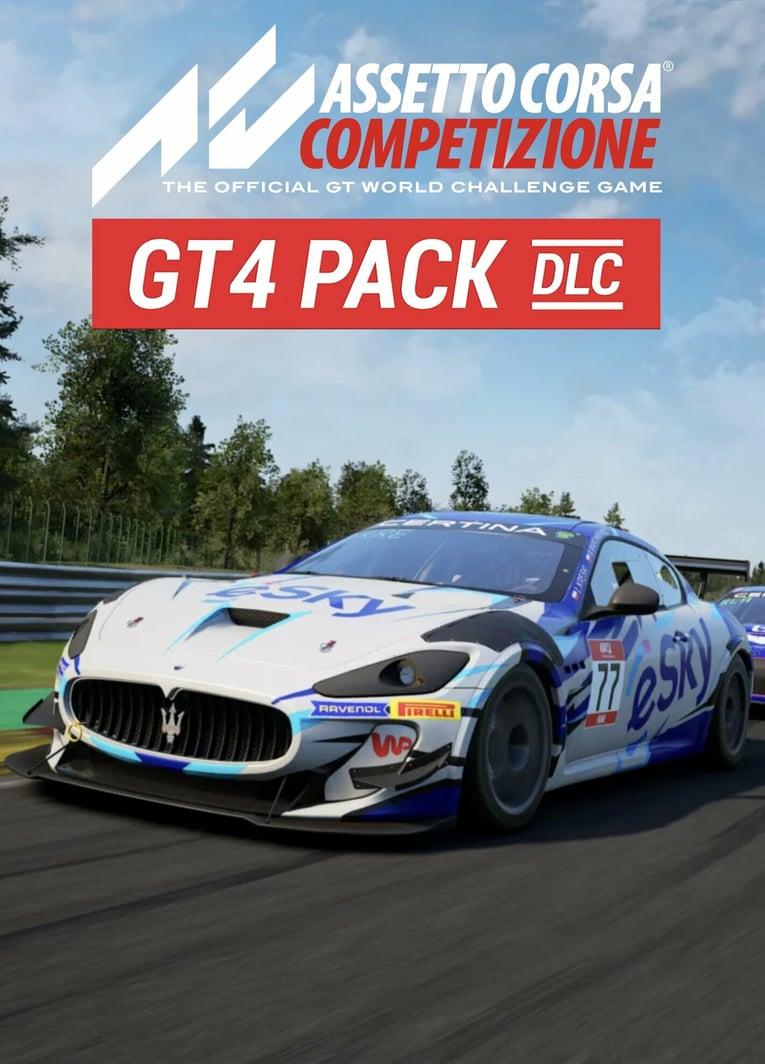 Afbeeldingen van Assetto Corsa Competizione GT4 Pack