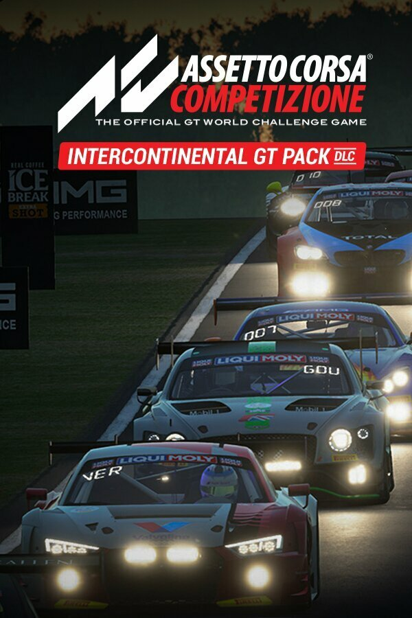 Assetto Corsa Competizione - Intercontinental GT Pack - NEW