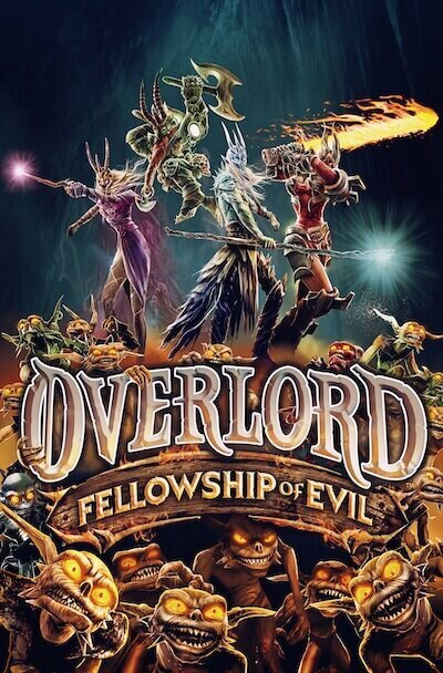 Overlord : Fellowship of Evil