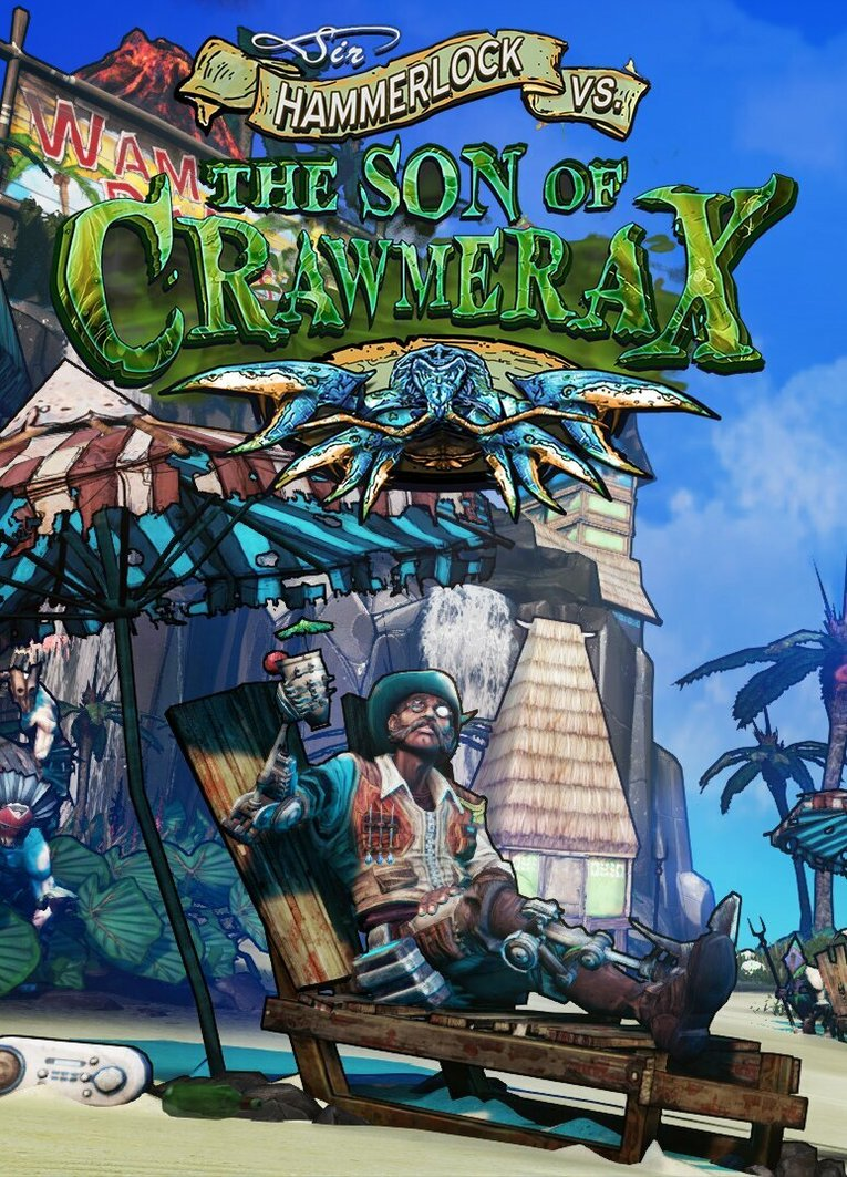 Imagem de Borderlands 2: Headhunter 5: Son of Crawmerax [Mac]