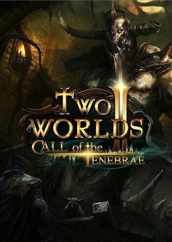 Picture of Two Worlds II - Call of the Tenebrae
