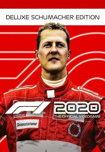 F1 2020 Deluxe Schumacher Edition - TR resmi