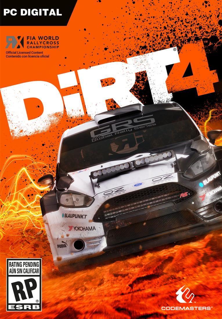 Afbeeldingen van DiRT 4