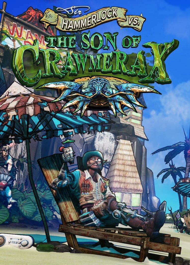 Borderlands 2: Headhunter 5 - Son of Crawmerax resmi