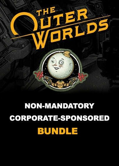 Bild von The Outer Worlds: Non-Mandatory Corporate-Sponsored Bundle Steam