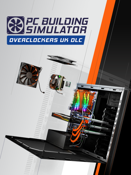 PC Building Simulator - Overclockers UK Workshop DLC