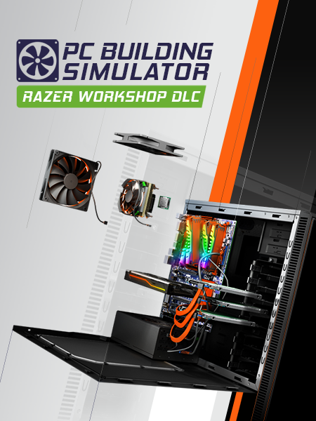 PC Building Simulator: Razer Workshop