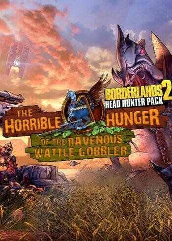 Borderlands 2: Headhunter 2 - Wattle Gobbler resmi