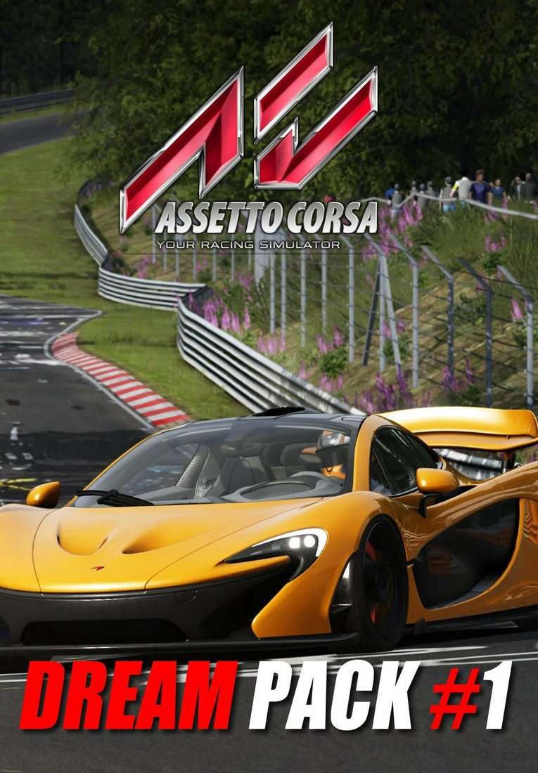 Assetto Corsa - Dream Pack 1 resmi
