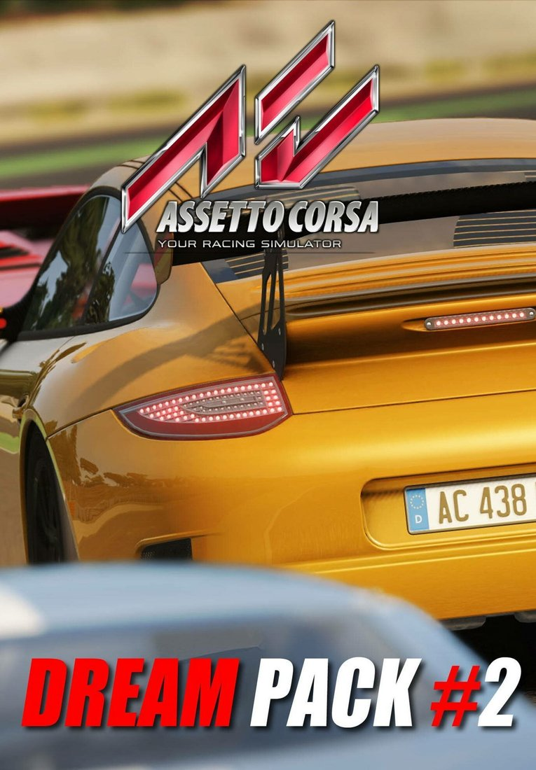 Assetto Corsa - Dream Pack 2 resmi