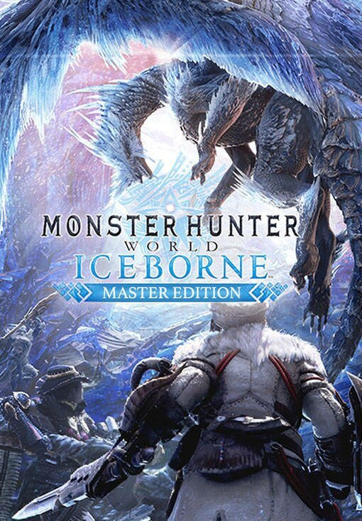 Monster Hunter World: Iceborne Master Edition resmi
