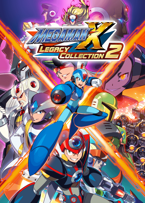 Mega Man™ X Legacy Collection  (ROW)