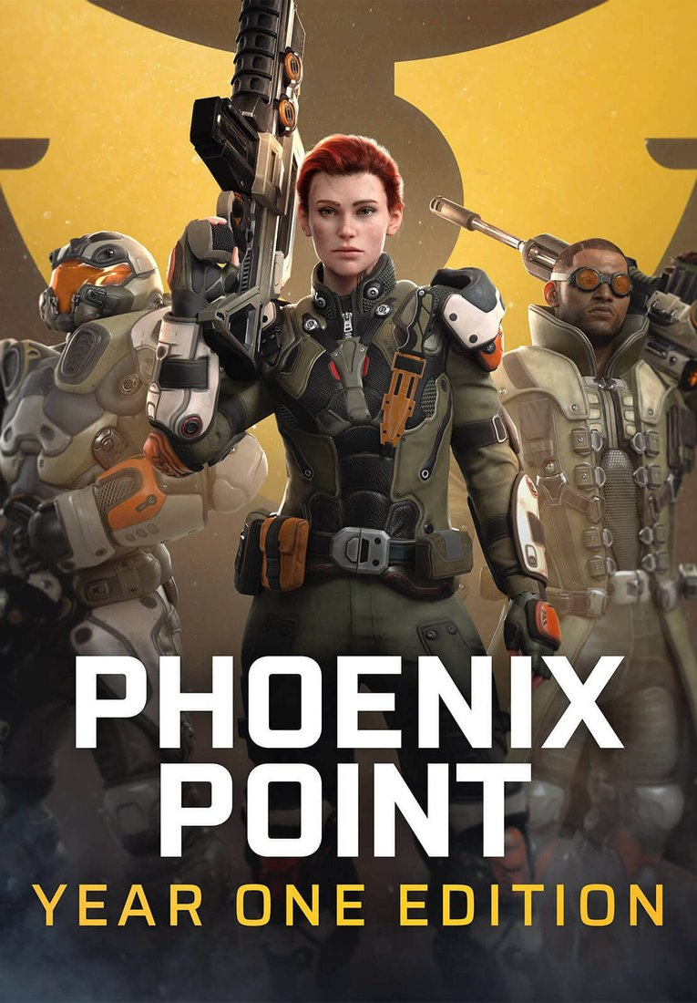 Bilde av Phoenix Point: Year One Edition ROW