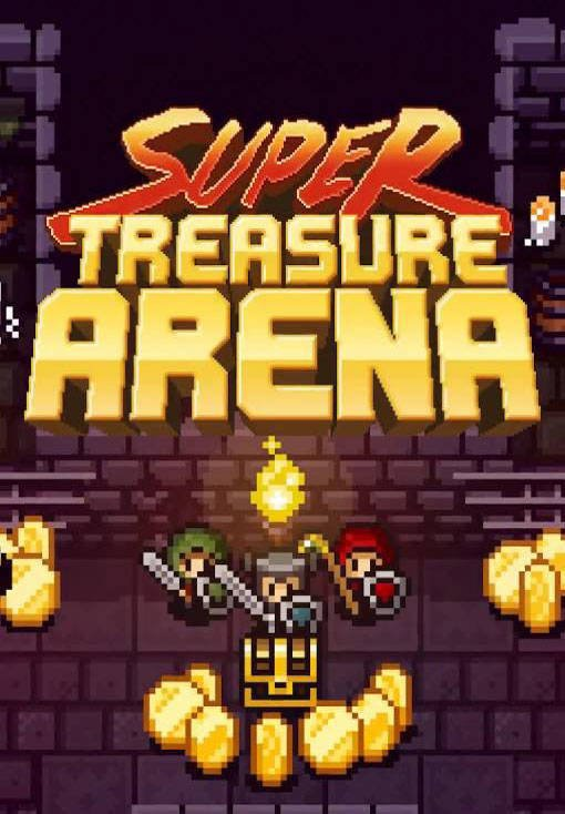 Super Treasure Arena resmi